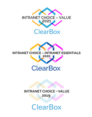 clearbox badges