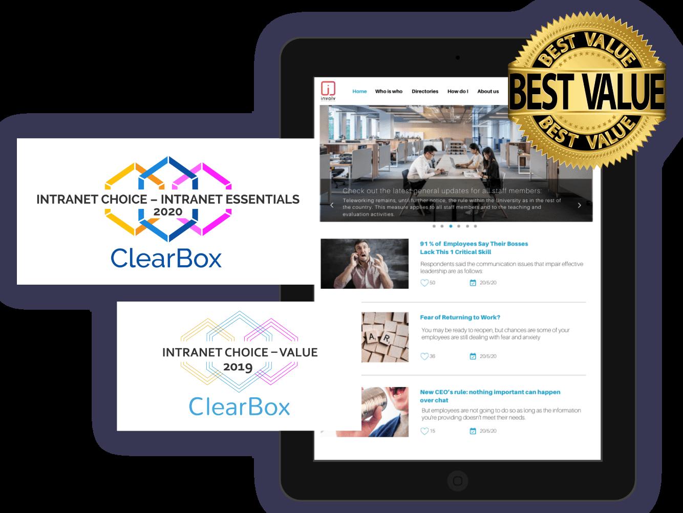 award-wining-intranet